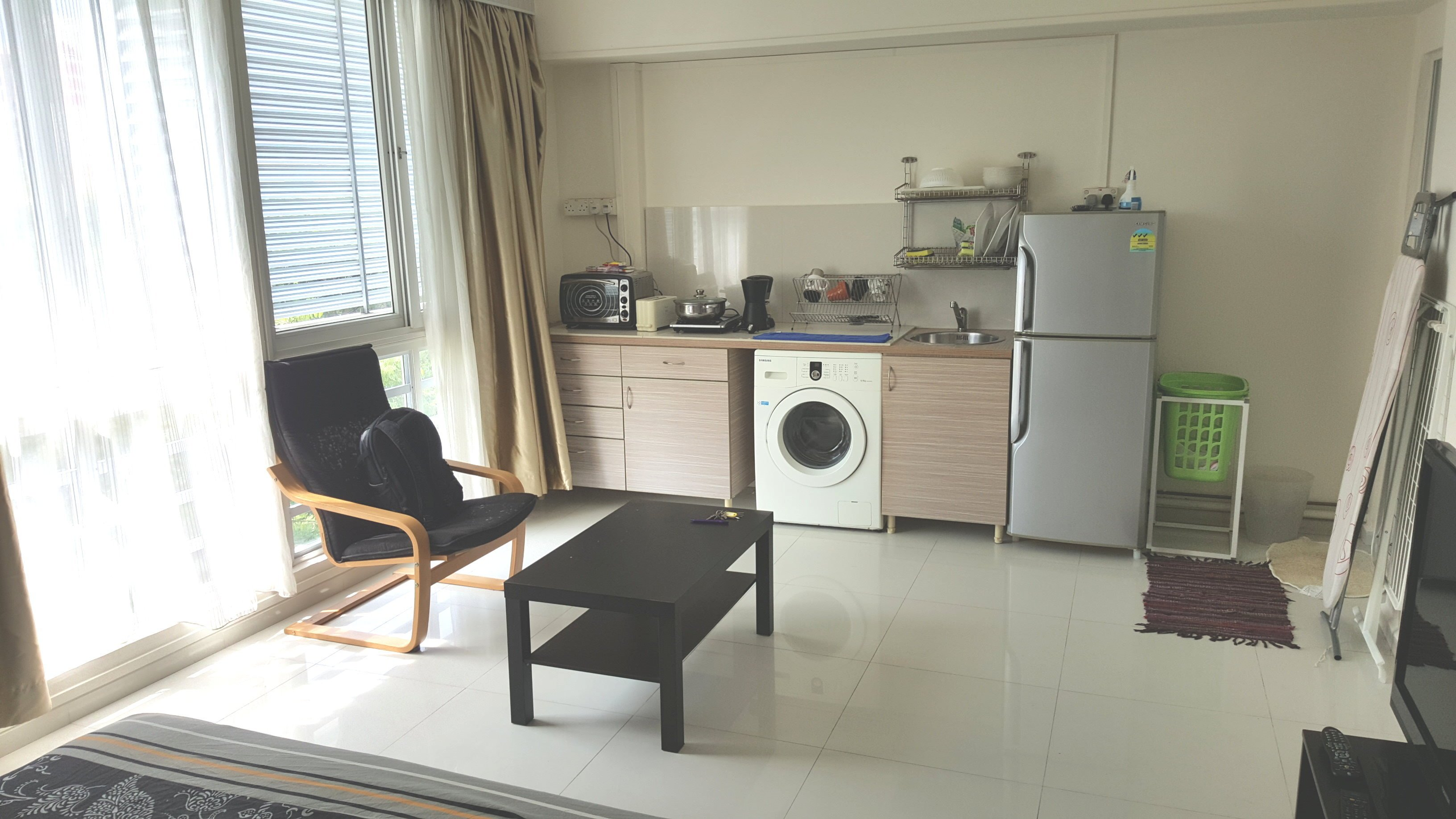 Expats Choice Studio Apartments Include Utilities Wifi Property Magnum Singapore